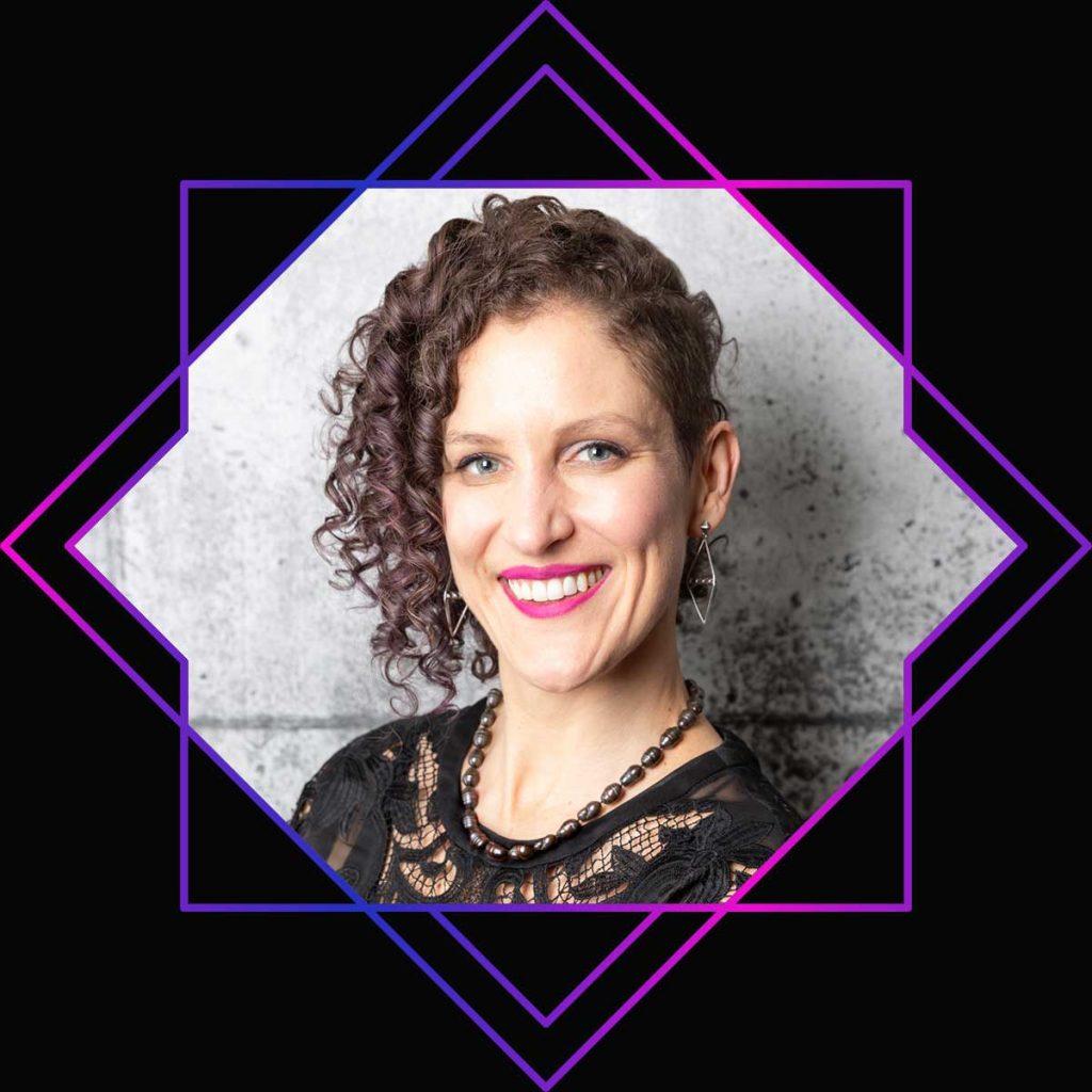 Biography photo for Unleashing Influence team member Dr. Angela Mulrooney